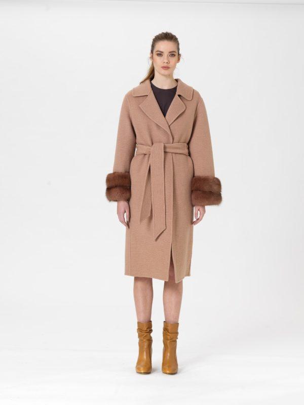 cappotto cashmere