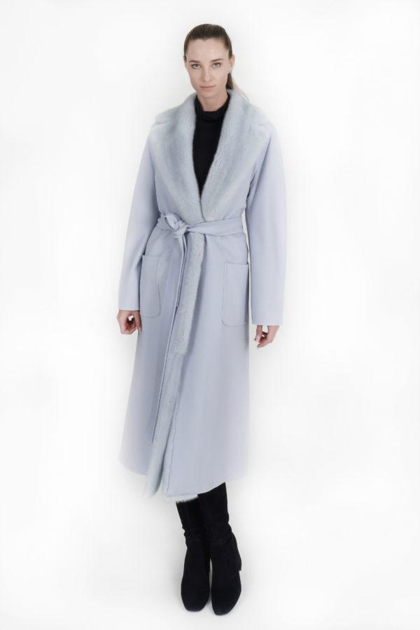 cappotto in lana loro piana